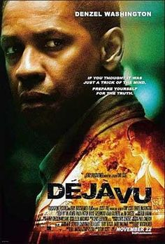 Deja Vu Directed by Tony Scott. With Denzel Washington, Paula Patton, Jim Caviezel, Val Kilmer. agent travels back in time to save a woman from being murdered, falling in love with her in the process. Film Movie, See Movie, Val Kilmer, Movies Showing, Movies And Tv Shows, Em Breve Nos Cinemas, Tony Scott, Bon Film, Paula Patton