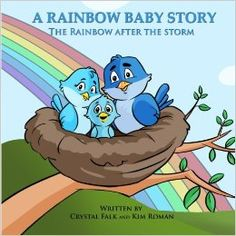 Boek 'A Rainbow Baby Story: The Rainbow After the Storm (Explain It To Me!)'