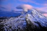 Mt Rainier is suspect of having some crazy energy coming off!!