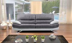 Fratelli Piaggio Salotto moderno 01 divano moderno design ecopelle pelle qualità grande comfort made in italy liguria genova