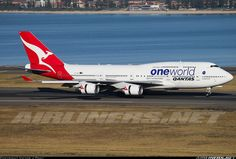 Boeing 747-438/ER aircraft picture