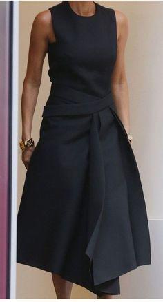 New dress winter grey minimal chic Ideas Trendy Dresses, Elegant Dresses, Nice Dresses, Casual Dresses, Fashion Dresses, Sexy Dresses, Summer Dresses, Formal Dresses, Dressy Outfits