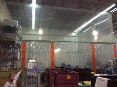 PVC Curtain Enclosure - K Bro