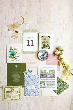#Country Chic #Wedding Invitations