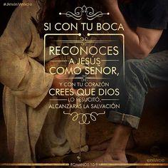 """""""Hoy es un buen día para compartir el amor de Jesús. #JesúsVenció"""""""