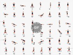 These are all the exercises that we need to do for optimum physical fitness. Personally, i would do 10 of these sets at a time.you can...