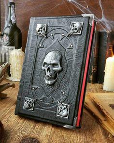 Necromancer's grimoire - silver edition