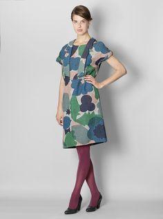 Couverture and The Garbstore - Womens - Minä Perhonen - Flower Basket Dress