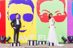 POP & ART WEDDING