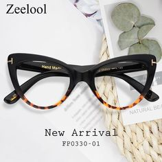 We offer cheap thick prescription glasses online featuring lightweight, vintage wide horn rimmed cat eye eyeglasses including acetate, wooden material eyeglasses, retro sunglasses and reading glasses. Funky Glasses, Cool Glasses, New Glasses, Glasses Online, Cat Eye Glasses, Glasses Frames, Lunette Style, Fashion Eye Glasses, Womens Glasses