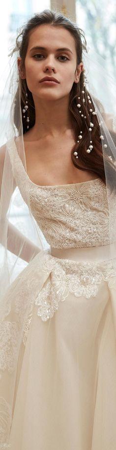 Spring 2019 Bridal Elie Saab
