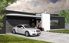 Návrh rodinných domů Emícia od APEX ARCH s.r.o.