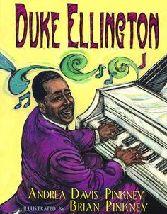 This set of activities is based in the book Duke Ellington The Piano Prince. Aimed at K-4 this is a great way to get kids learning about jazz!