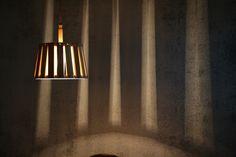 SCREENART - Wood pandant lighting  http://www.byscreenart.com/