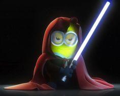 Minion Skywalker