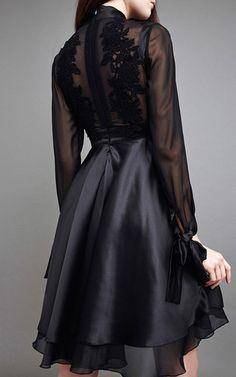 Jean Dress by JESSICA CHOAY for Preorder on Moda Operandi