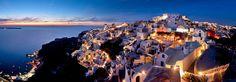 Oia, Santorini, Greece - Photography by Slava Mylnikov