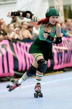 """Whip It"" Roller Derby Trainer Alex Cohen on Skating, Scrimmaging and Choosing the Best Derby Name - WSJ"