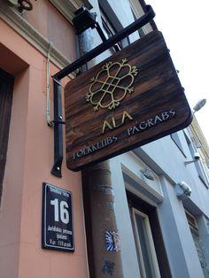 Folkklubs Ala Pagrabs in Rīga, Rīga