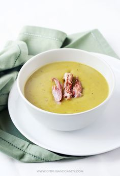 101 Healthy Soup Recipes .:.:. split pea and ham soup. Delicious and so easy to make!