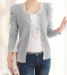 2016 New Women Cardigan Knitwear Oversize Autumn Cardigan Sweater ...
