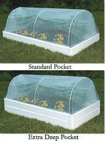 Guarden Mini Greenhouse Deep 2ftx4ft by Guarden. $178.16. Guarden Mini Greenhouse Take Gardening To A New Level The Greenhouse film featured in a Guarden greenhouse protects against frost in the early spring and extends the growing season in late fall. With its unique design your Guarden greenhouse can be placed just about anywhere! Patio, deck, balcony, yard- just put a landscape lining inside the frame and keep the total weight within range (less than or equ...