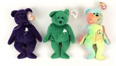 Conquering the world back in the 1990s, the Beanie Babies didn't have to try hard to captivate the hearts no... -  Prince Diana Beanie Baby1 . Discover More at: http://www.topteny.com/top-10-rarest-beanie-babies-world/