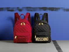 Moschino Autumn/Winter pre-collection 2016 Accessories - See more on www.moschino.com!