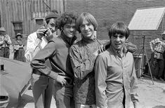 The Monkees, 1968  Henry Diltz  photographer.