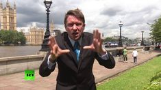 """""""What's that coming over the hill? The Tories"""" - Jonathan Pie"""