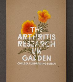 Collateral for Chelsea Flower Show 2013 Creative direction, design & typography: David Davidopoulos Illustration: Irene Laschi Typography Poster, Typography Design, Lettering, Layout Design, Design Art, Print Design, Modern Design, Typography Inspiration, Graphic Design Inspiration
