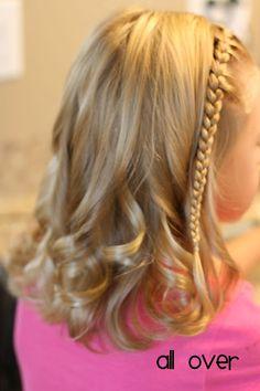 Hair Dos for girls