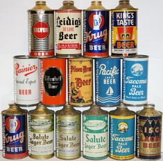 The ABC's of Cans (K to R)