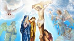 SELLO DE LA PRECIOSA SANGRE PARA LOS HIJOS (Oracion Proteccion)