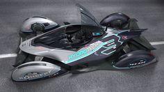VOO DOO Concept with Race Livery | Local Motors