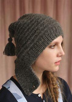 HELMET HAT via luflux.com