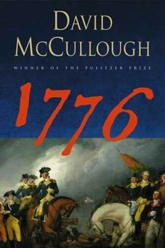 1776 by David McCullough.  A masterful author telling the historical story of the times of George Washington and the British Red Coats.  How easily America came to not becoming its own country.  A fascinating read.  Enjoyed it.