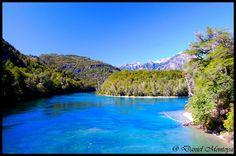 Esto Soy...: Río Arrayanes - Chubut (Fotos)