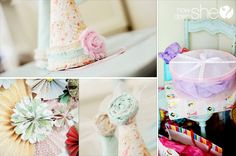 A Shabby Chic Birthday Party | How Does She...