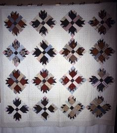 BEAR'S PAW'S  QUILT              PC
