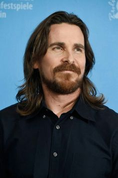 "Christian Bale ""Knight of Cups""  Berlin"