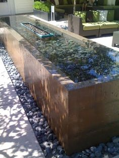 like this water feature