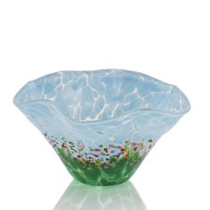 Large Selection of Beautiful and Unique Murano Glass Fused Glass Bowl, Murano Glass, Glass Bowls, Resin Sculpture, Resin Art, Stained Glass Lamp Shades, Glass Dishes, Wild Flowers, Decorative Bowls