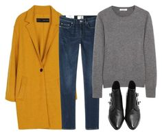 """""""BANANA"""" by gcvarnell ❤ liked on Polyvore featuring Acne Studios and Equipment"""