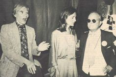 Image result for truman capote andy warhol