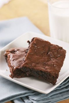Cake mix brownies. These were good and very moist, but I still like real brownies better. Good way to use a box of cake mix you don't know what to do with! Also super easy