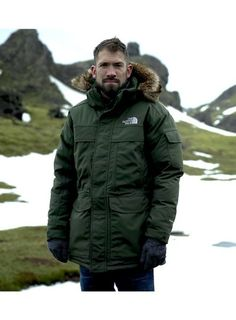 The North Face Mens Jackets North Face Parka, The North Face, North Face Jacket, North Faces, Winter Parka, Vest Outfits, Winter Outfits, Mens Fashion, Gothic Fashion