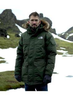cddbf88c29 The North Face Mens Jackets   Vests MENS MCMURDO PARKA Mens Insulated  Jackets