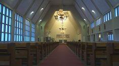 Tove Janssonin ainoasta alttaritaulusta tunnettu Teuvan kirkko on kauttaaltaan naisten suunnittelema – seurakunta sai 1950-luvun kirkon suojeltua   Yle Uutiset   yle.fi Tove Jansson, Finland, Museum