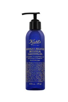 Midnight Recovery Botanical Cleansing Oil Discover a lightweight essential oil infused facial cleanser which emulsifies into a cleansing Milk. Experience Midnight Recovery Cleansing Oil by Kiehl's. Skin Care Regimen, Skin Care Tips, Skin Tips, Oil Makeup Remover, Makeup Brushes, Cleansing Milk, Facial Cleansers, Beauty Products, Beauty Tips